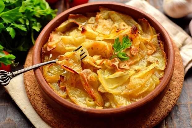 Картофель «Конфи» — изысканный вкус