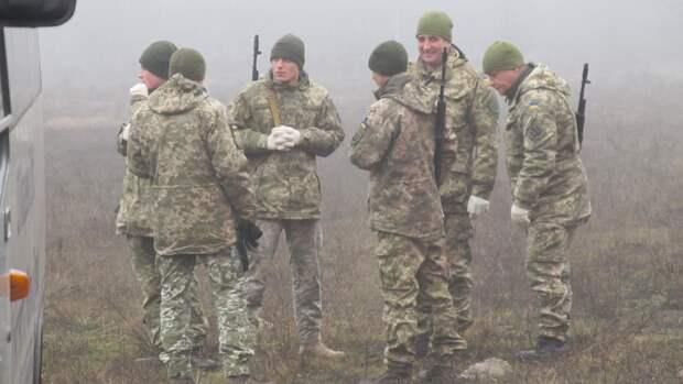 На Украине укрепляют границы из-за страха «вторжения» со стороны Белоруссии