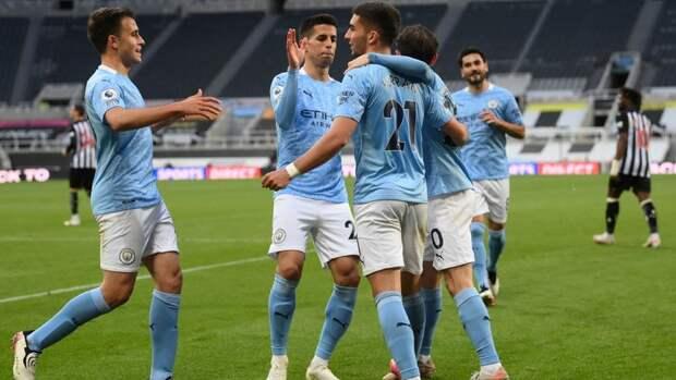 «Манчестер Сити» установил рекорд Англии, одержав 12 побед подряд вгостях