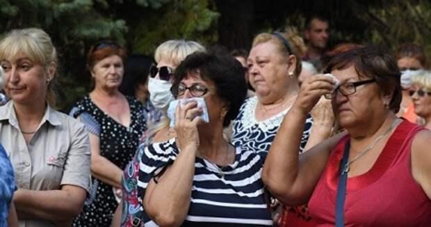 В Армянске снова зафиксировали повышение кислотности