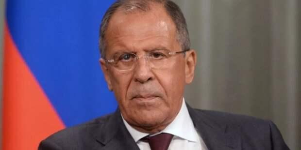 Глава МИД РФ рассказал о разговоре Путина и Пашиняна