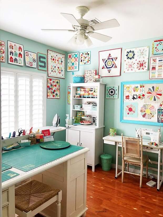 Мастерские для шитья на дому