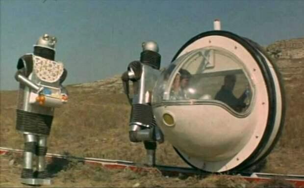 Кадр из фильма «Отроки во Вселенной»