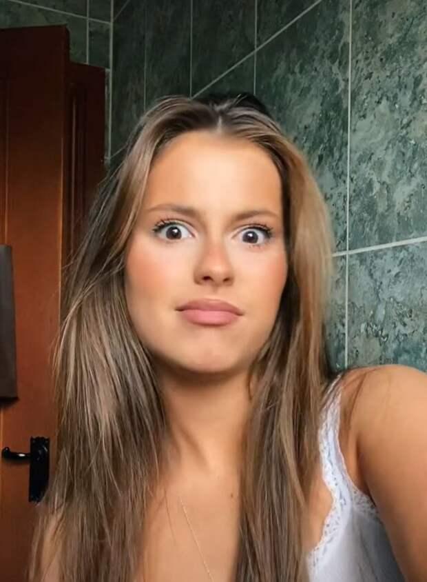 Девушка из TikTok раскрыла секрет, как покорить любого парня одним лишь взглядом, у нее работает, а повторить может каждый