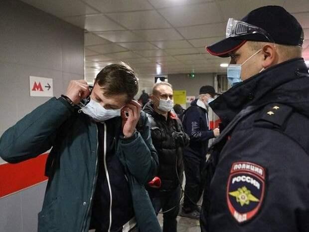 Попова: Чаще всего жители РФ заражаются коронавирусом в транспорте