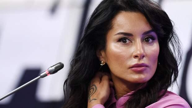 Канделаки объяснила нелепую оговорку про Азмуна исборную России: «Конечно, яимела ввиду Оздоева»