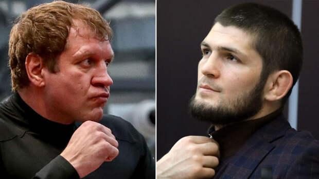 Александр Емельяненко согласился с мнением Кадырова о Хабибе
