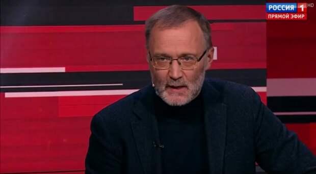 Михеев объяснил, как должна ответить Россия на поведение Украины в Азовском море