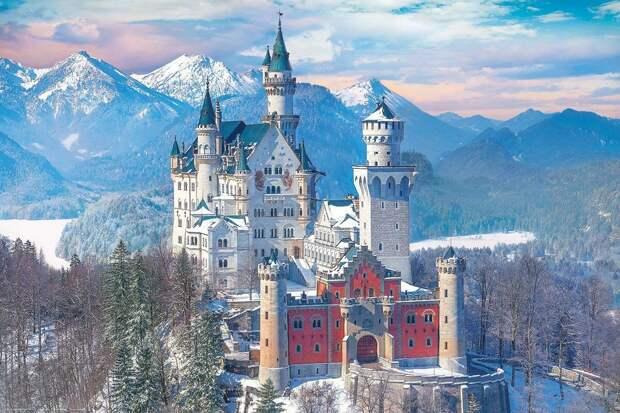 Путешествие по Германии