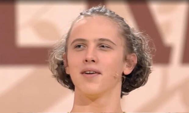 Сына-подростка Валерия Золотухина назвали юной копией отца