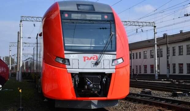 Вторая 10-вагонная «Ласточка» начнет курсировать между Нижним Новгородом и Москвой с 1 ноября