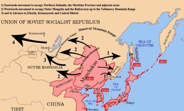 Особенности японского нейтралитета. О пакте Мацуоки — Молотова