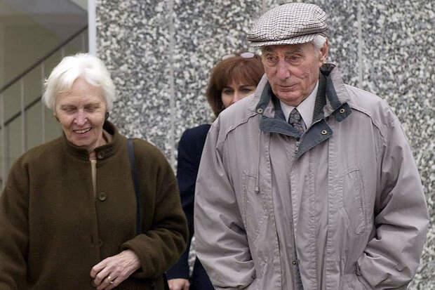 Суд в Канаде отказал нацисту Оберлендеру в приостановке дела