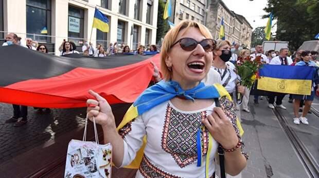 Психопатия как обыденность. Украина — королевство кривых мозгов
