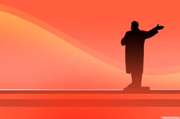 Обновлённый памятник Ленину открыт на площади Свободы Казани