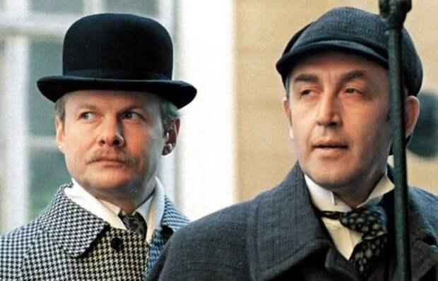 За кадром «Приключений Шерлока Холмса»: Как на съемках Ливанов едва не лишился главной роли, а Соломин – жизни