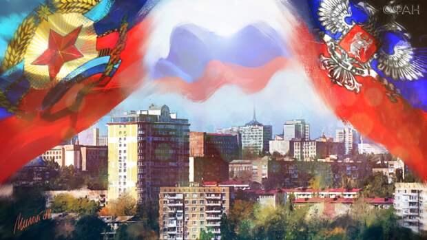 Донбасс: воспитание русской идентичности под обстрелами ВСУ