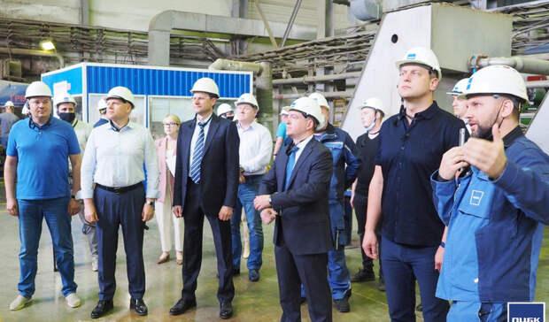 Глава Перми Алексей Дёмкин: ПЦБК активно решает вопросы экологии