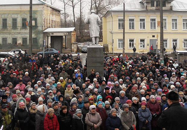 В Липецке пройдет митинг с предложением повысить пенсионный возраст до 120 лет