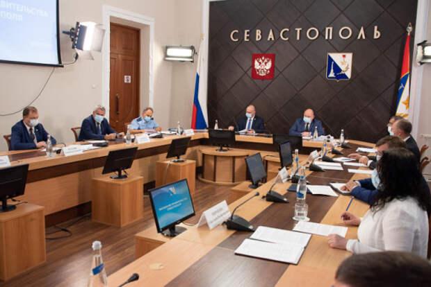 Михаил Развожаев поручил актуализировать обращения севастопольцев по капитальному ремонту многоквартирных домов