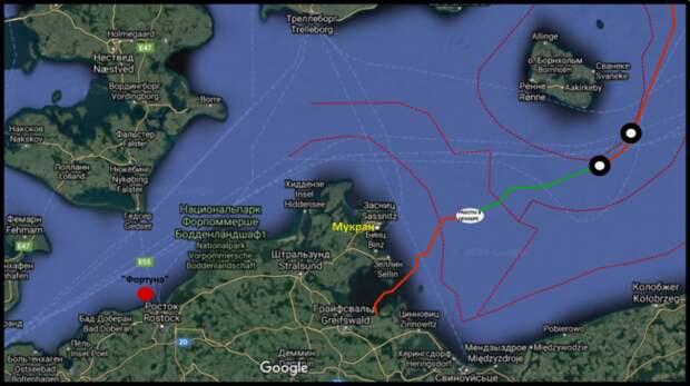 Дания подтвердила: старт достройки «Северного потока — 2» намечен на январь