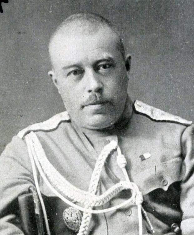 Генерал-лейтенант Александр Ильич Дутов