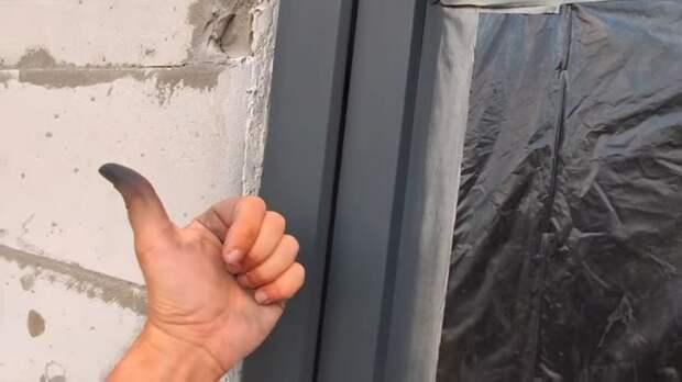 Как легко покрасить окна в загородном доме