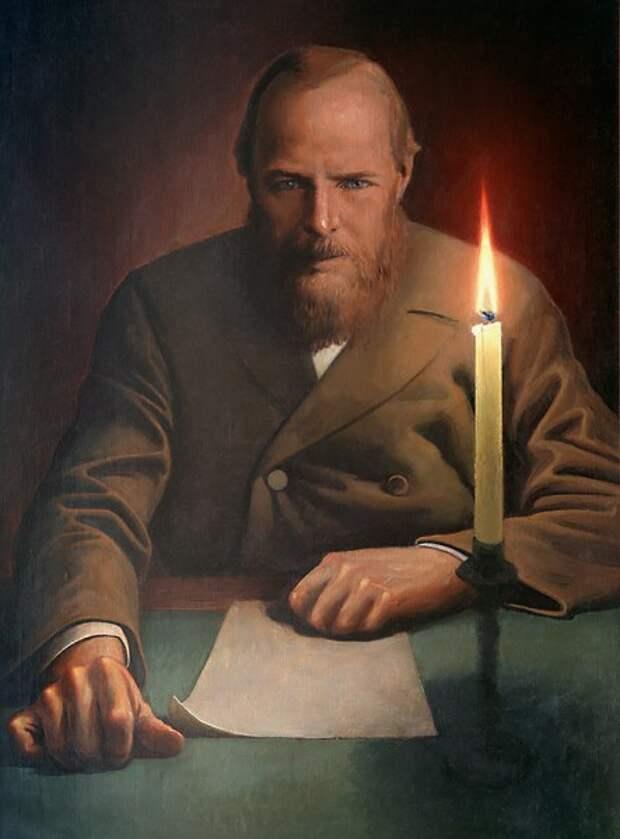 Пророк Достоевский