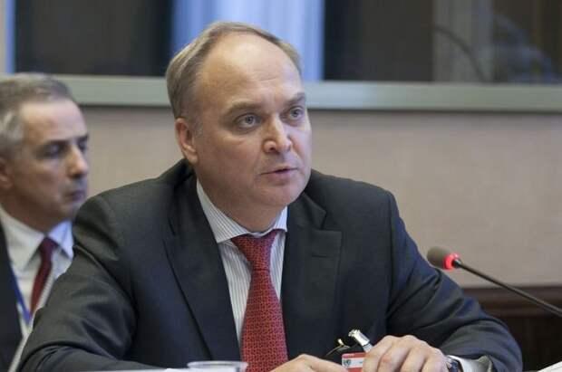 Посол России Антонов отправится в США 20 июня