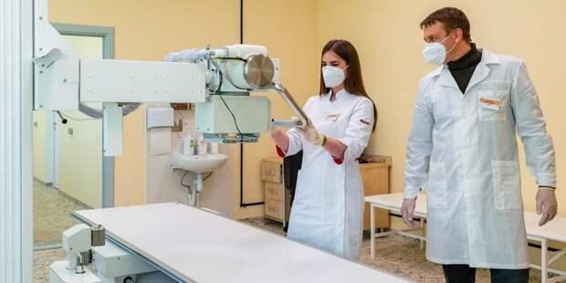 Депздрав: Контракты жизненного цикла – приоритетный формат закупки медоборудования. Фото: Д. Гришкин mos.ru