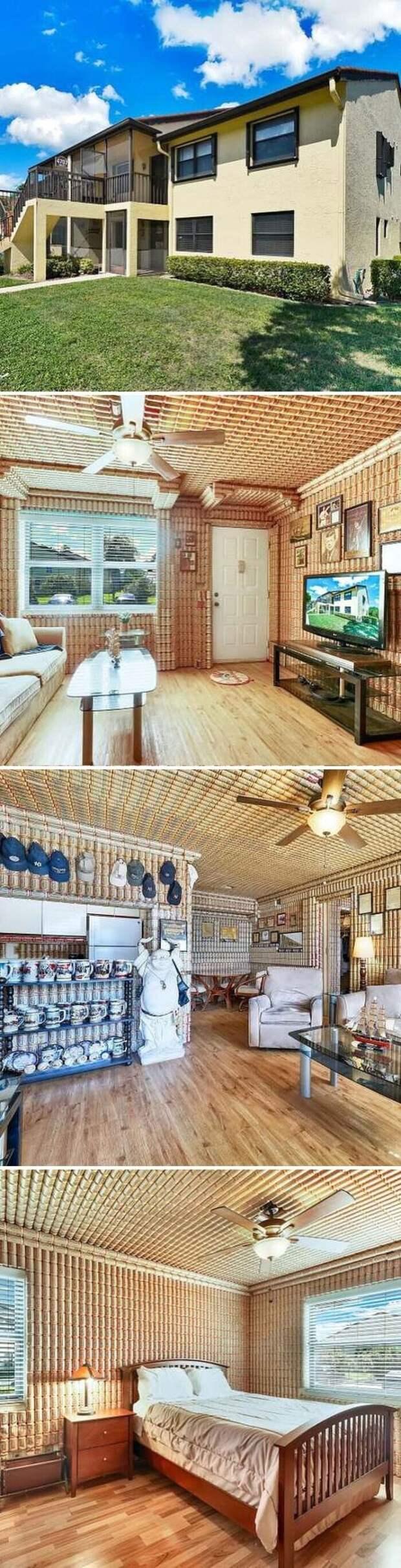 Небольшой дом площадью 73 квадратных метра. 95 тысяч долларов (7 млн рублей)