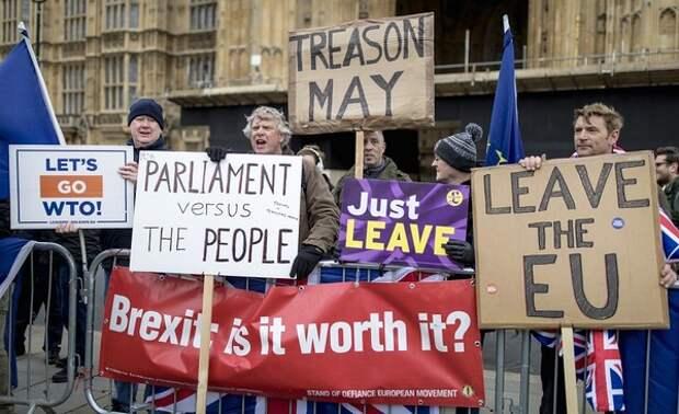 Евросоюз не готов назвать новые сроки Brexit