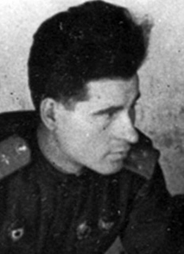 Н.П.Жуган, 1943 год