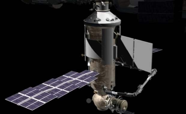 На российском модуле МКС станет больше места и появится второй туалет