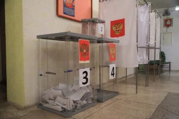 К середине второго дня голосования в Крыму явка составила 29%