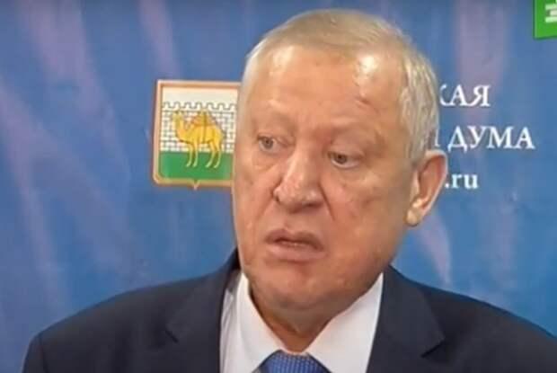 Экс-главе Челябинска вынесен приговор по делу о взятке