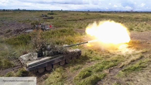 Баранец раскрыл две боевые задачи российских танков на границе Афганистана