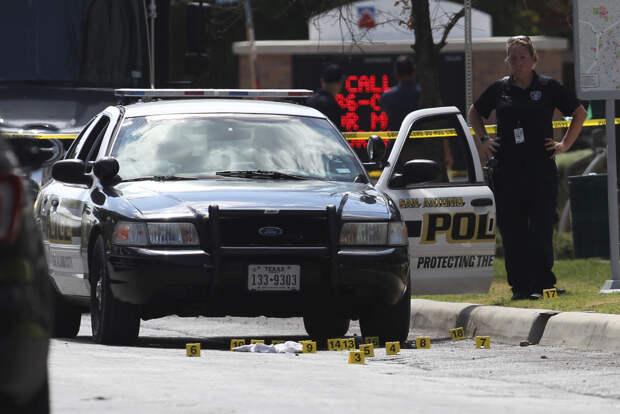 Российский ФБР обратил внимание на убийство афроамериканца полицией США
