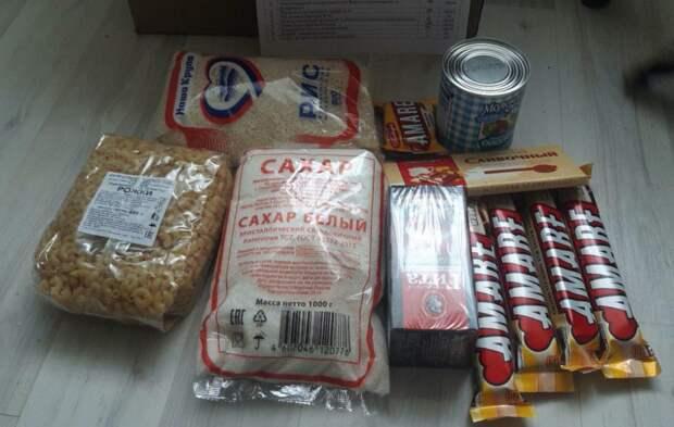 В Питере дичь: администрация кормит детей макаронами со сгущенкой