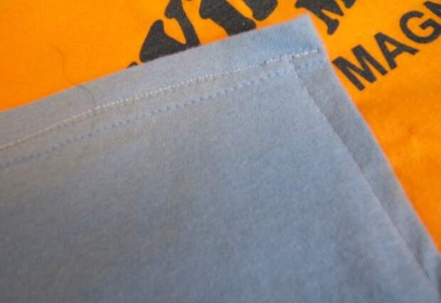 Ковер из футболок (Diy)