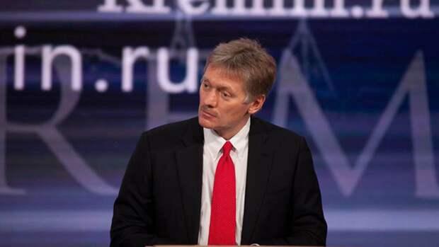 В Кремле допустили возможность личной встречи президента России и британского премьера