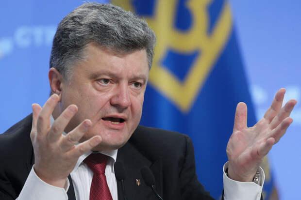 Петр Порошенко рассказал о связи патриотизма Зеленского и российских денег