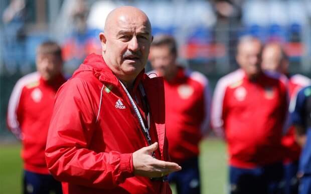 «Равнодушных в нашей команде не будет». Черчесов — о том, чего ждет от сборной России на Евро-2020