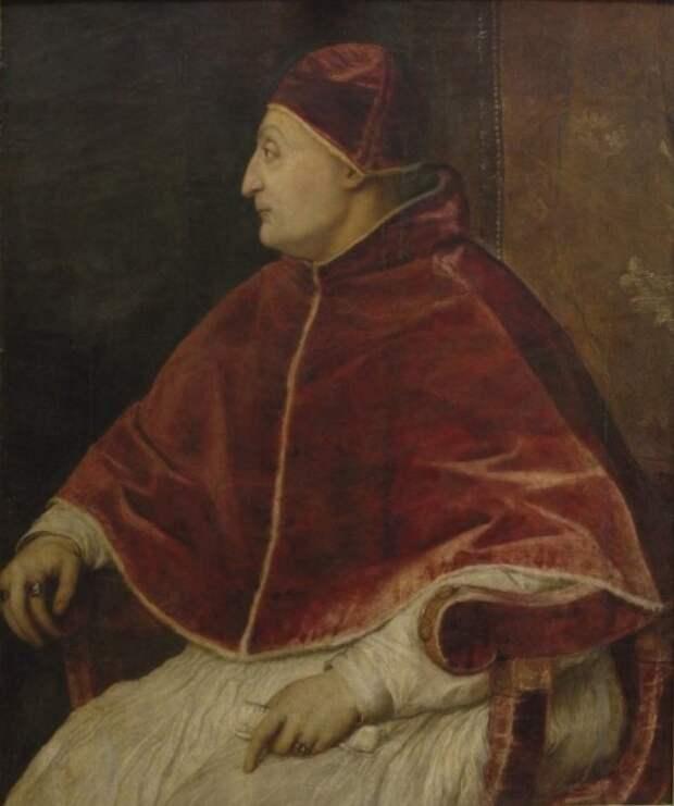 Сикст IV был втянут в грандиозный скандал с участием своего племянника.