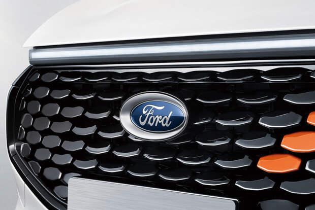 Ford готовит кроссовер на платформе концерна Volkswagen
