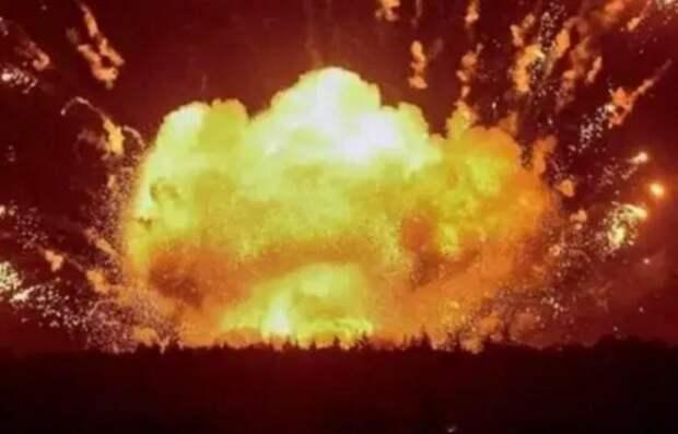 Дотошные немцы поймали чехов на лжи относительно взрывов на складах боеприпасов