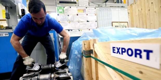 Россия поставила рекорд по несырьевому экспорту