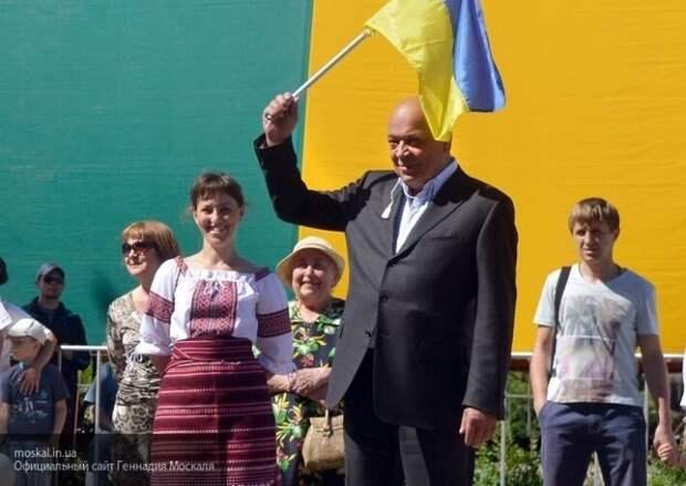«Срочно забрала скорая»: Геннадию Москалю стало плохо в прямом эфире украинского ТВ