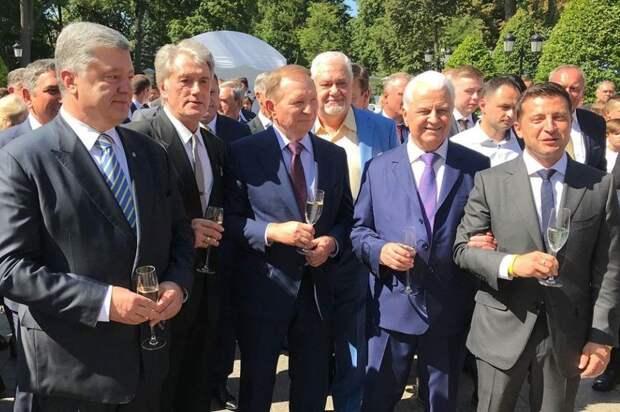 Пять президентов Украина в юбилейный День независимости, 24.08.21.jpg