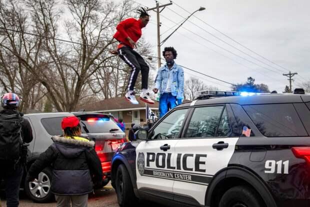 Расовые протесты в Миннесоте